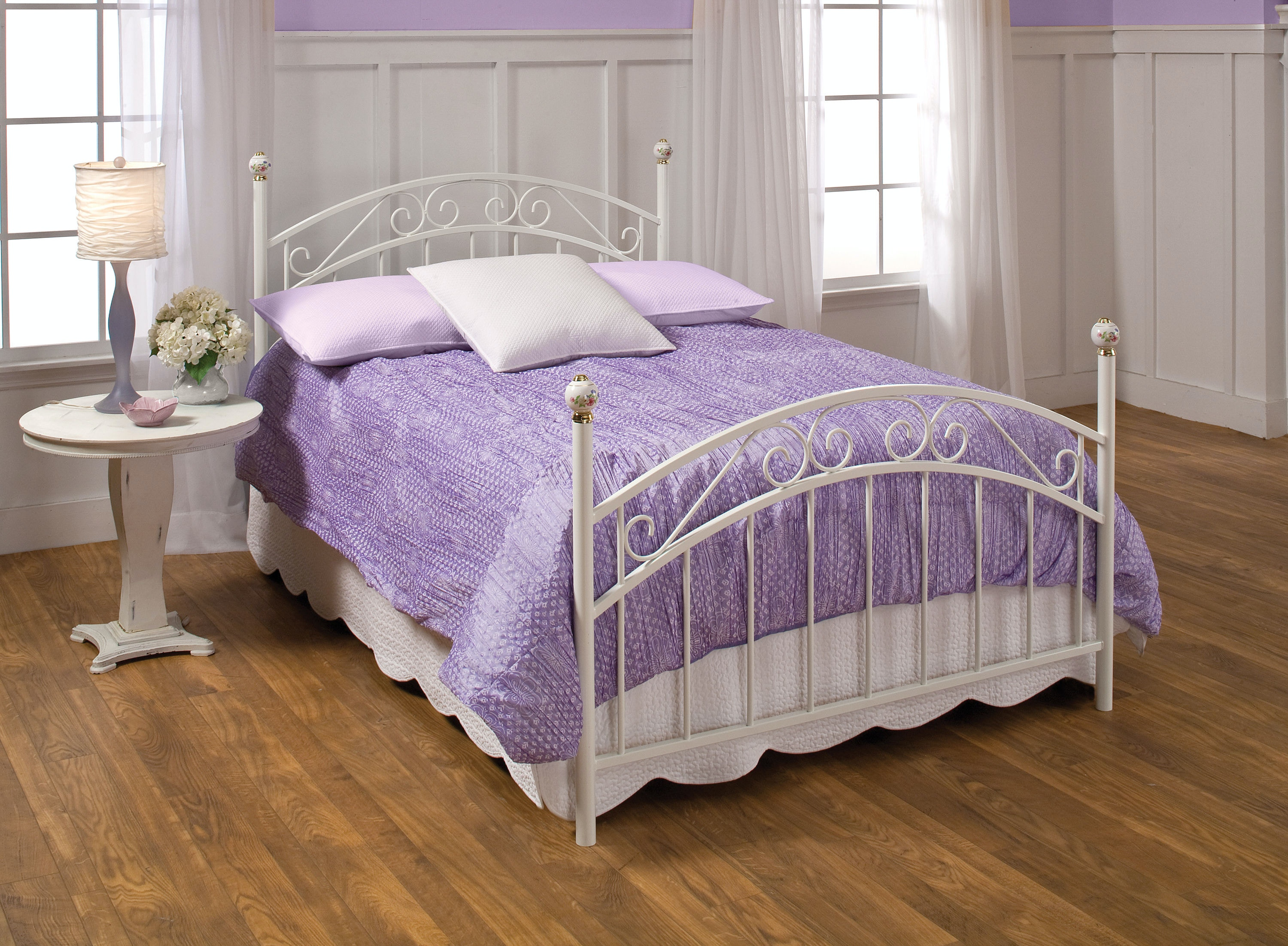 ... Hillsdale Furniture Emily Canopy Kit   Twin 1863R