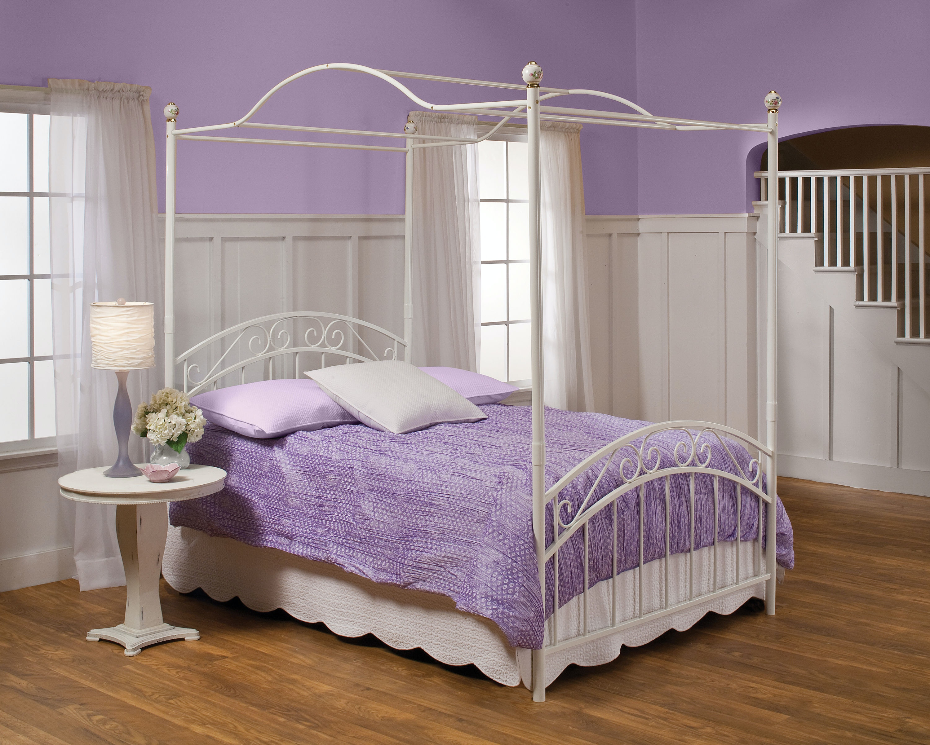 Hillsdale Furniture Emily Canopy Kit   Twin 1863R ...