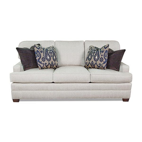 Huntington House Living Room Sofa 2061 80   Quality Furniture   Murfreesboro,  TN