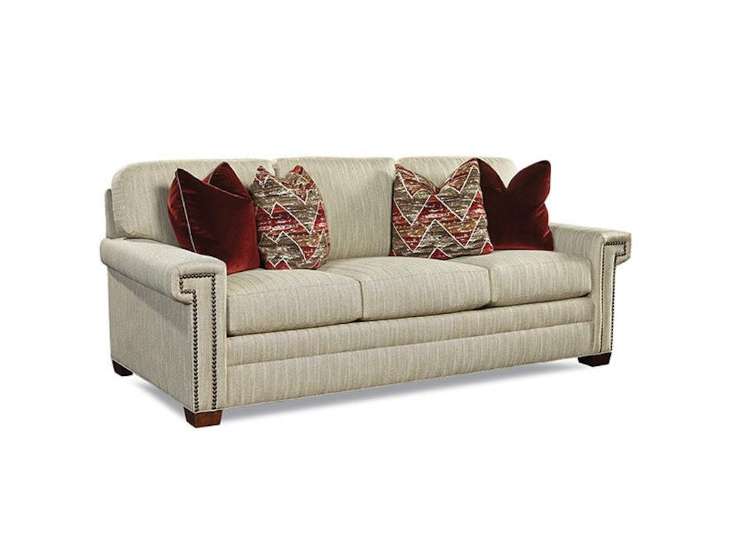 Huntington House Living Room Sofa 2062 20 Finesse