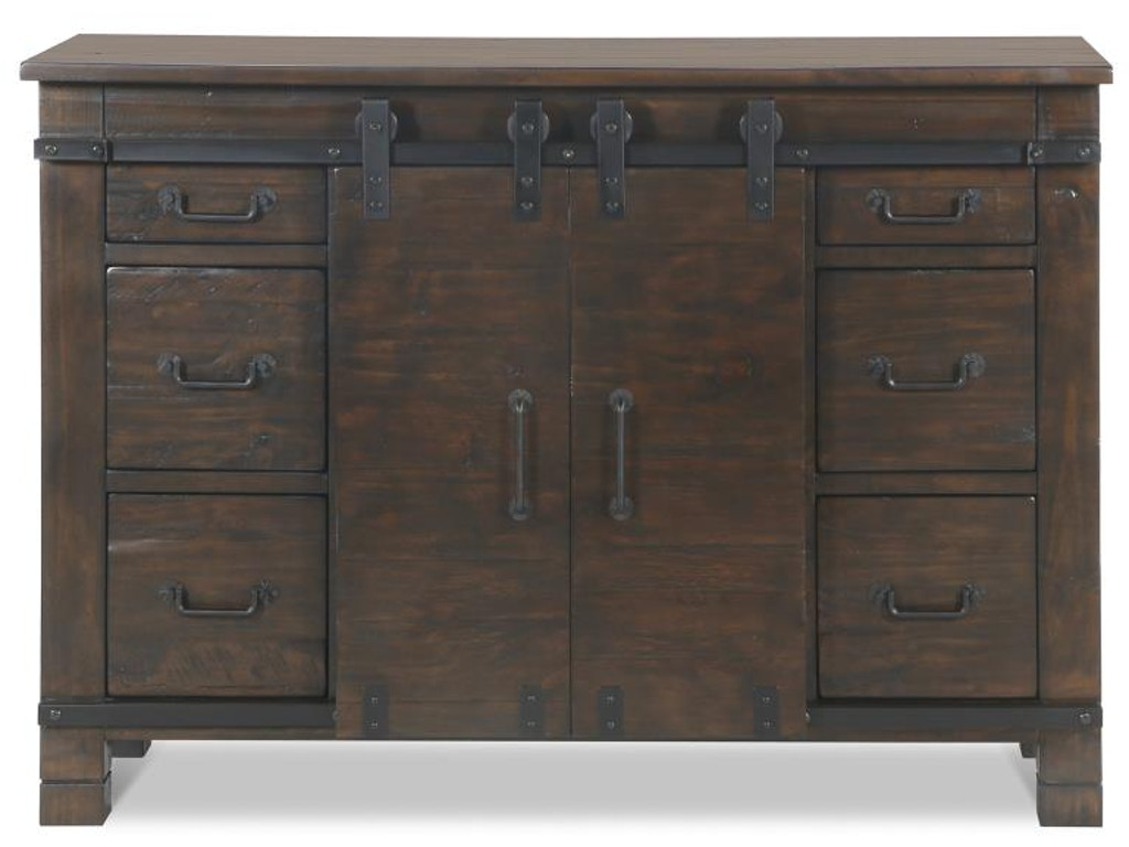 Magnussen Home Bedroom Media Chest B3561 36 Carol House