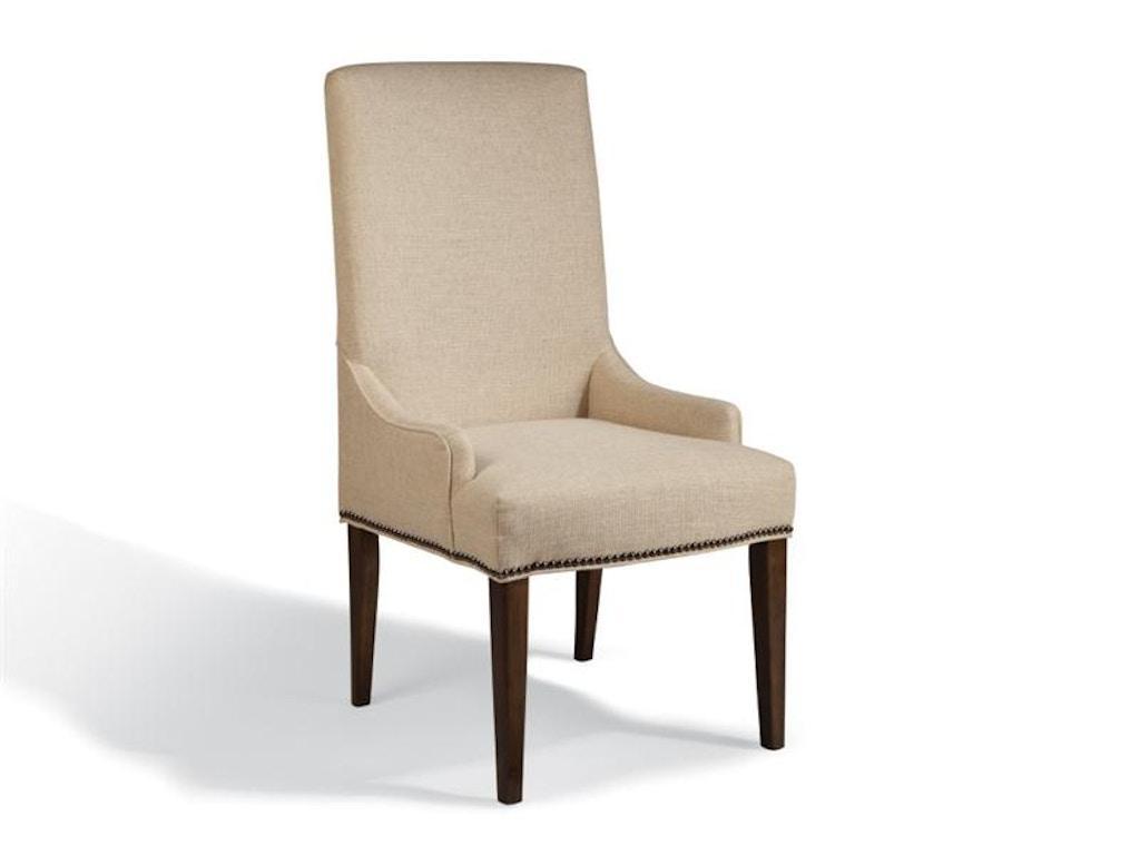 magnussen home dining room upholstered chairs 2 ctn d2503 63 kaplans furniture cleveland ohio. Black Bedroom Furniture Sets. Home Design Ideas