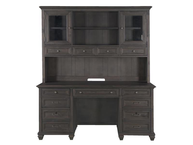 Magnussen Home Credenza With Hutch H3612 30H
