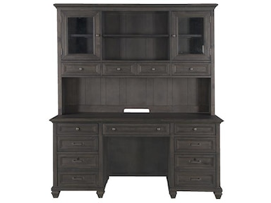 Magnussen Home Credenza With Hutch H3612-30H