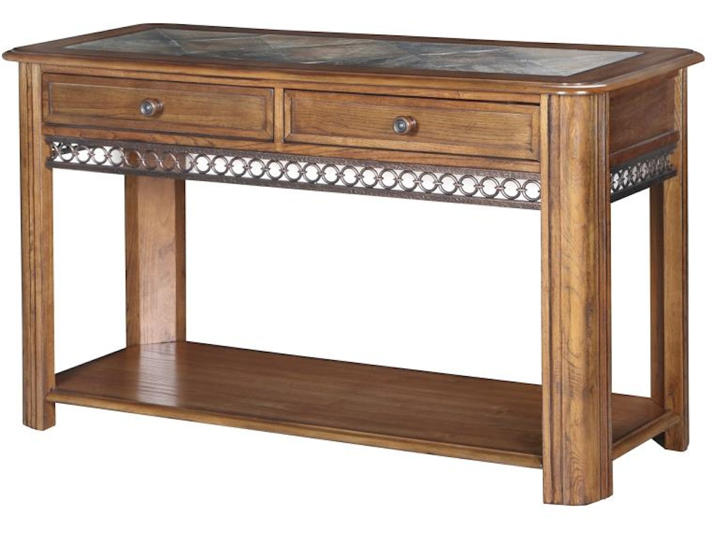 Magnussen Home Living Room Sofa Table T1125 73 Evans Furniture Galleries Chico Yuba City