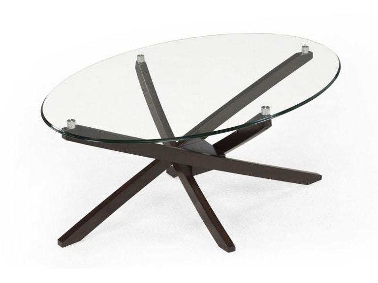 Magnussen home living room oval cocktail table t2184 47 for Cocktail table 47
