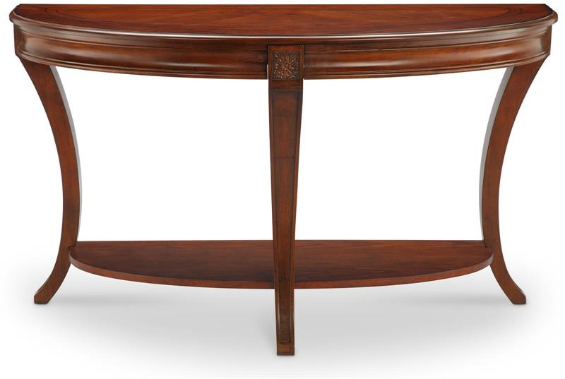 Magnussen Home Living Room Demilune Sofa Table T4115 75  : t4115 75 main from upperroomhome.ca size 1024 x 768 jpeg 39kB