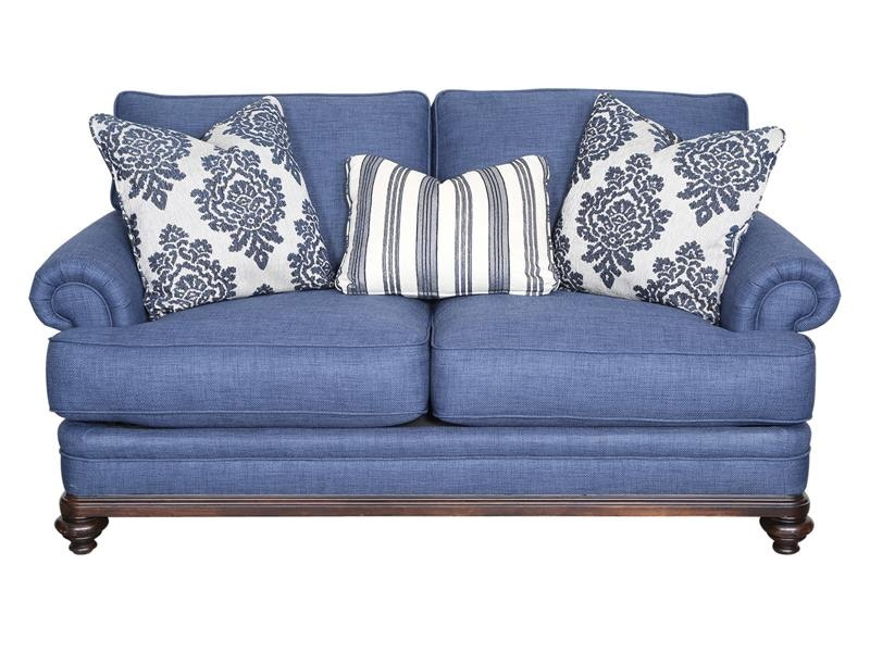 Magnussen Home Living Room Loveseat U2541 30 Kaplans