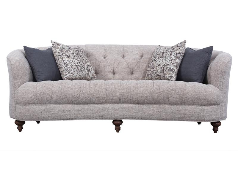 Magnussen Home Pewter Sofa U2627 20 075