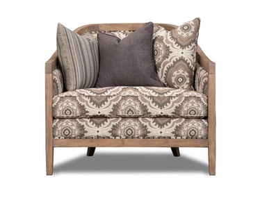 Magnussen Home Accent Chair - (Brad Taupe) U3431-50-901