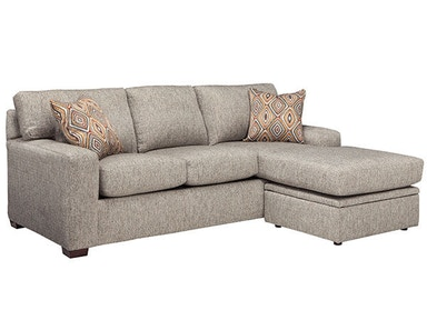 Overnight Sofa Queen Sleeper/Chaise 5190