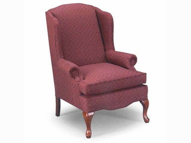 Best Home Furnishings Queen Anne Wing Chair 0660