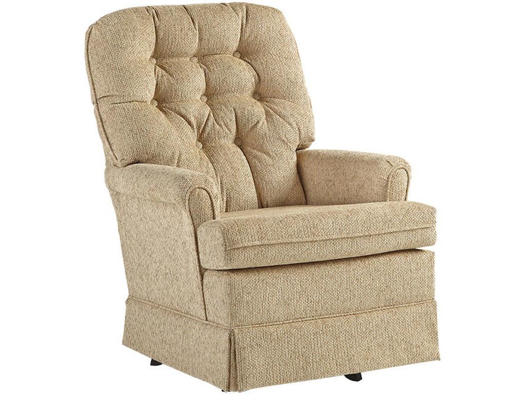 Best Home Furnishings Living Room Swivel Rocker 1009 Davis Furniture Poughkeepsie Ny