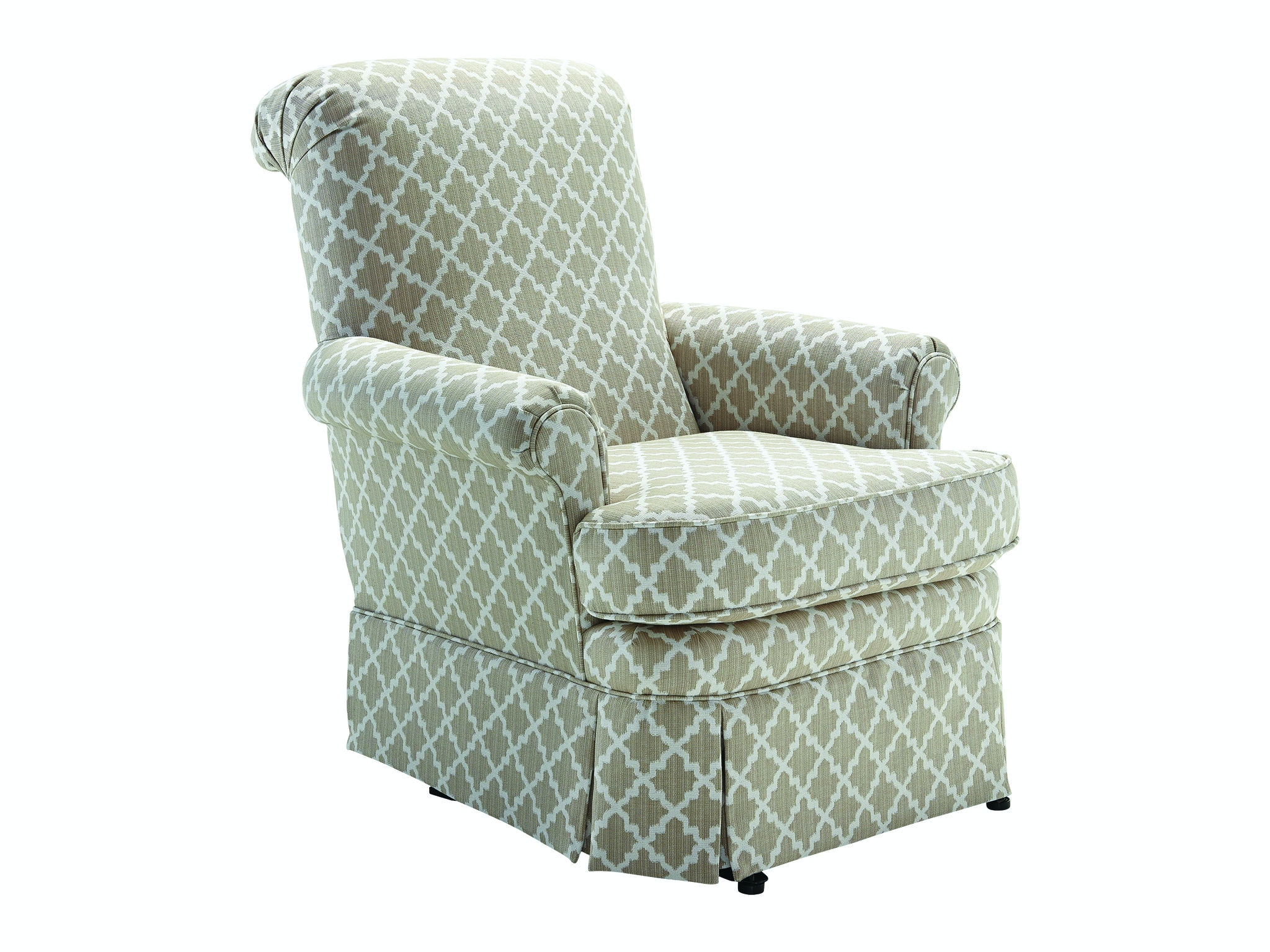 Best Home Furnishings Living Room Swivel Rocker 1219   Burke Furniture Inc.    Lexington, KY