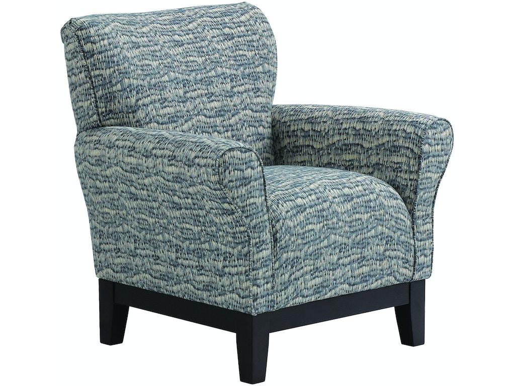 Best home furnishings living room club chair 2060e evans for Furniture yuba city