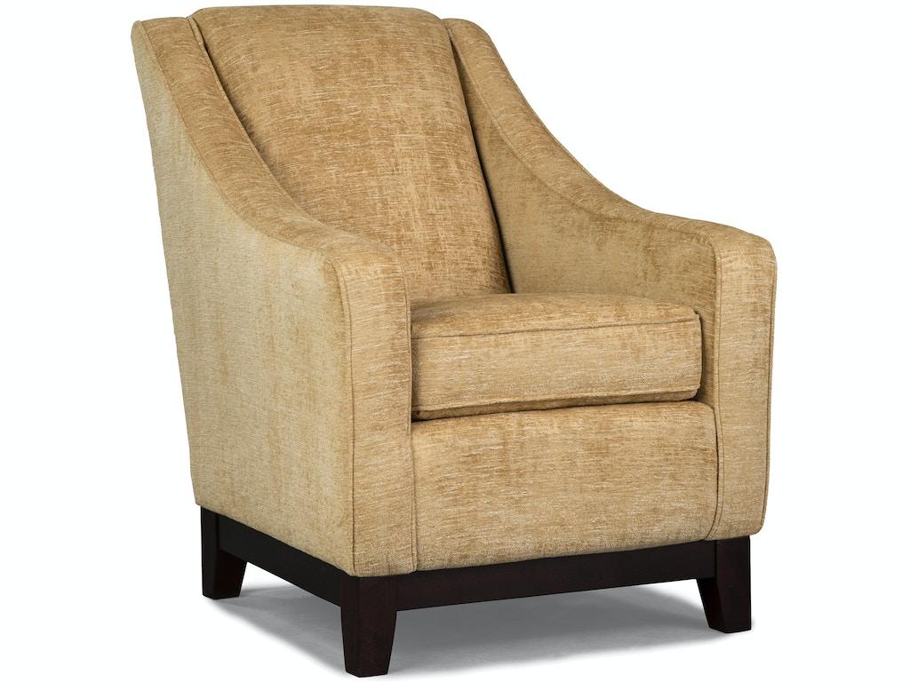 Best Home Furnishings Living Room Club Chair 2070e Evans
