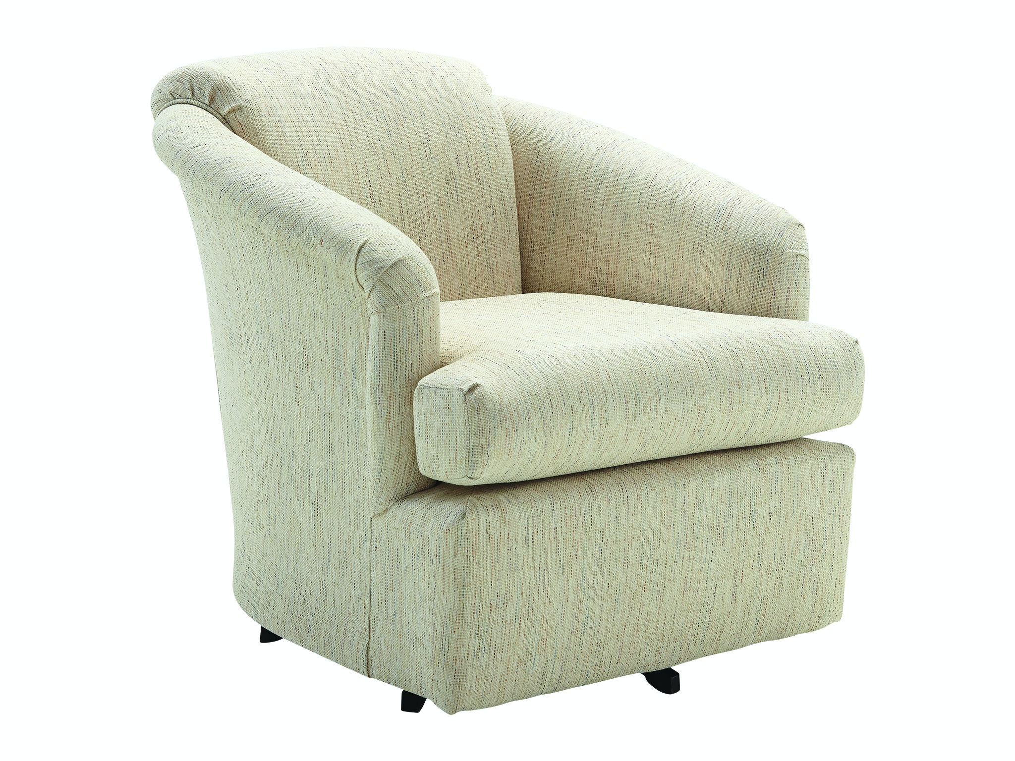Delightful Best Home Furnishings Swivel Chair 2568