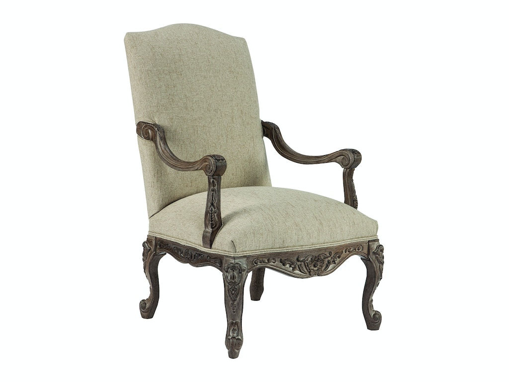 Best home furnishings living room accent chair leather - Best fabric for living room furniture ...