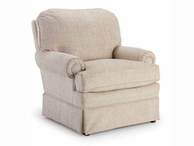 Best Home Furnishings Swivel Glider 4087