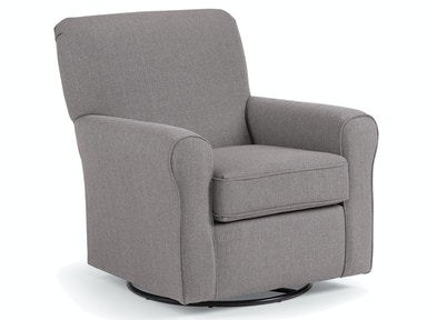 Best Home Furnishings Swivel Glider 4177