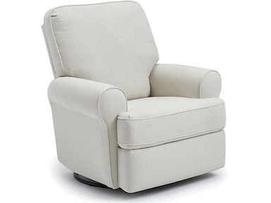 Best Home Furnishings Living Room Recliner with Inside Handle