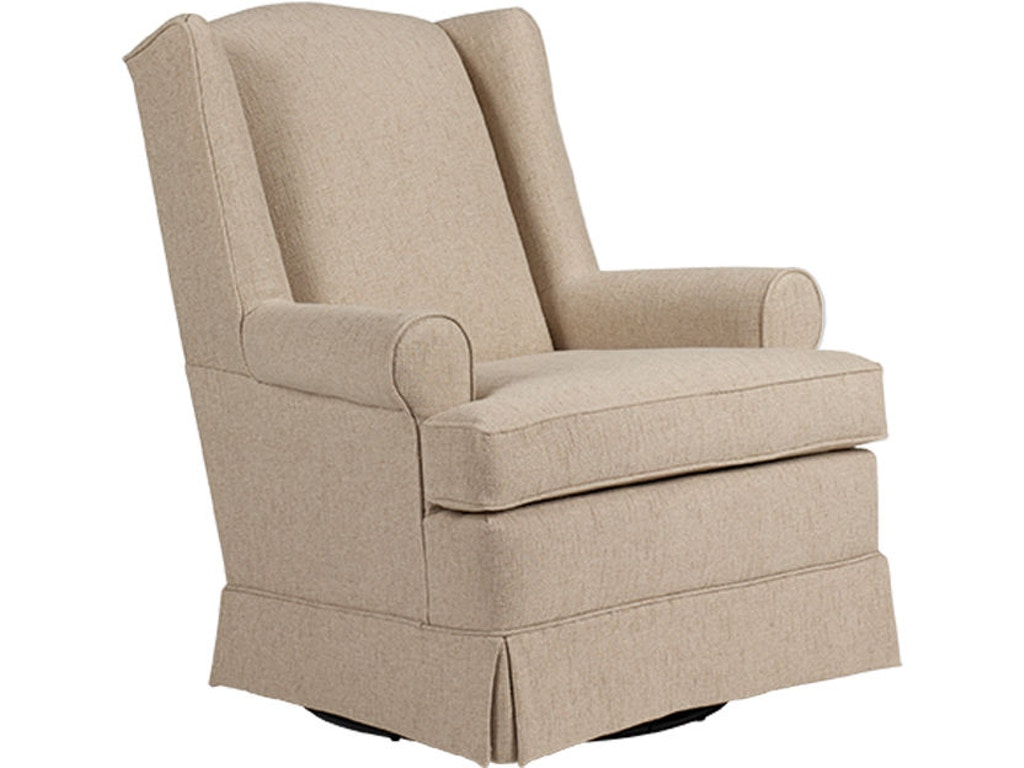 Best Home Furnishings Living Room Swivel Glider 7197 - Arthur F ...