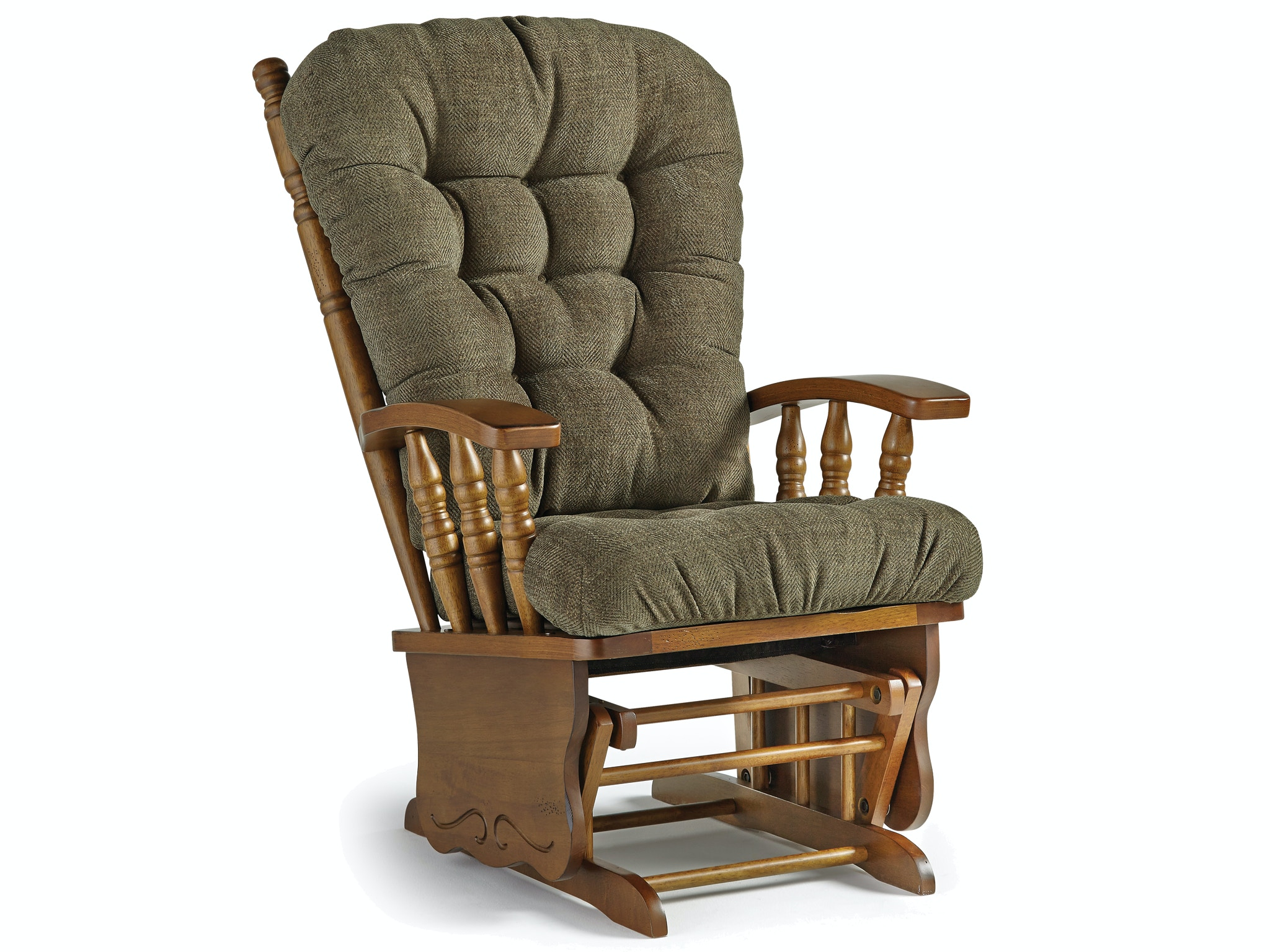 Best Home Furnishings Living Room Glide Rocker C5867   Carol House Furniture    Maryland Heights And Valley Park, MO