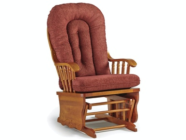 Best Home Furnishings Living Room Glide Rocker