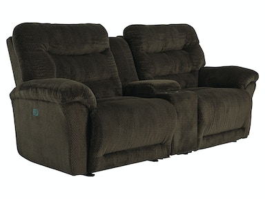 Shelby Sofa with Console