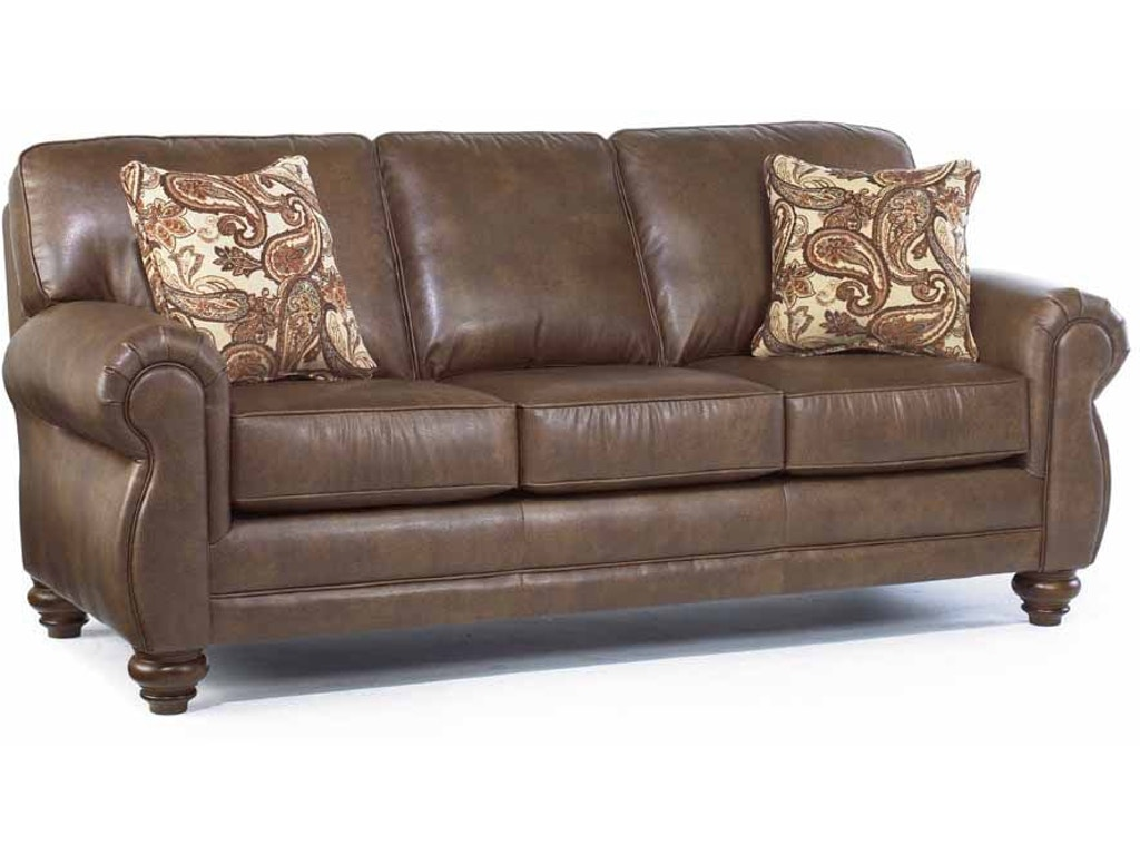 Best Home Furnishings Living Room Stationary Sofa S63
