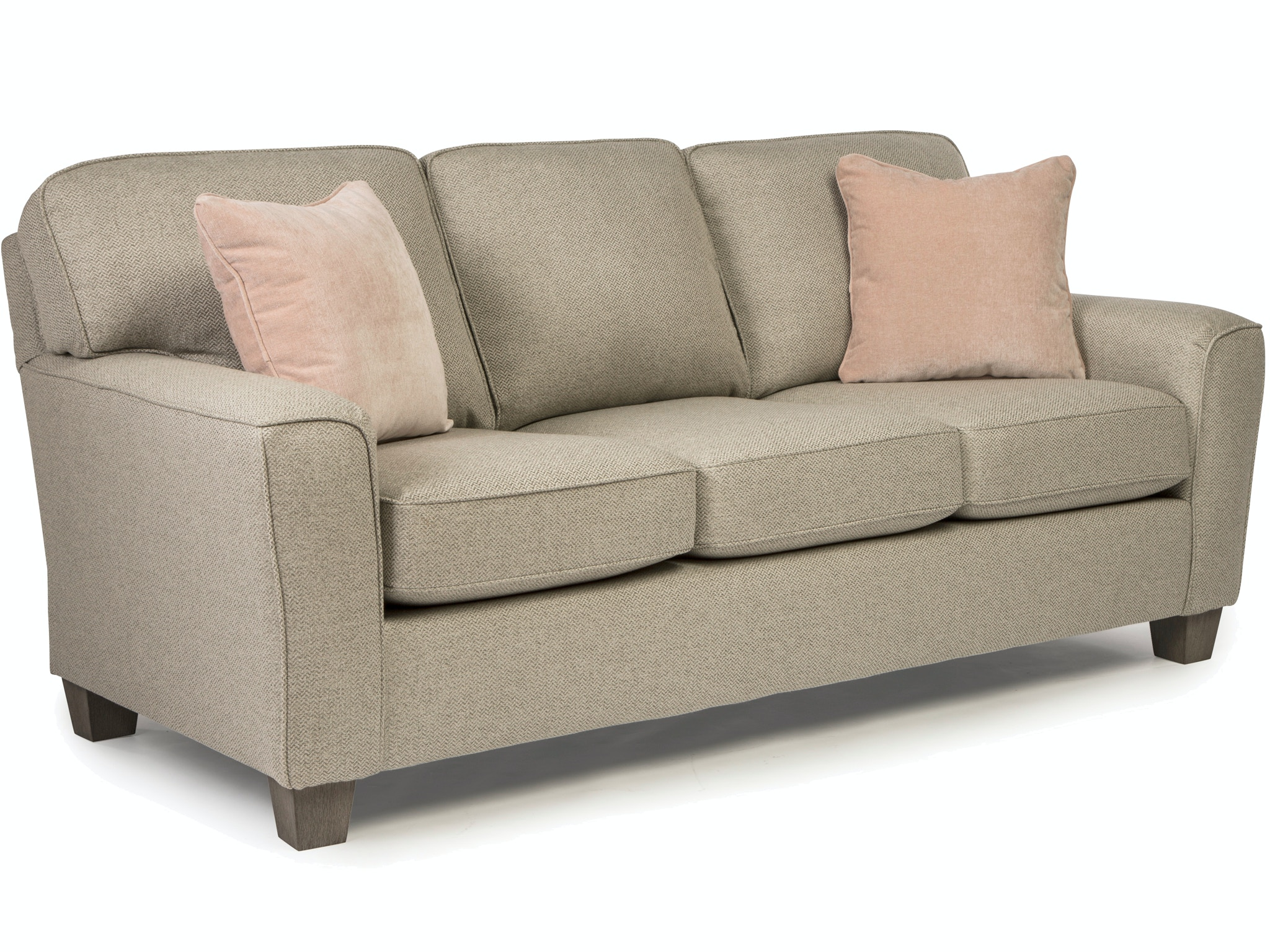 Best Home Furnishings Living Room Stationary Sofa S81E