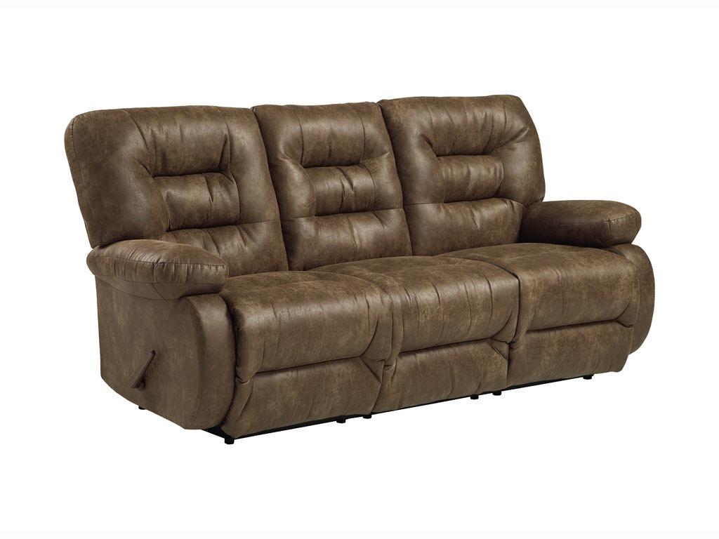 Best Home Furnishings Living Room Motion Sofa S840