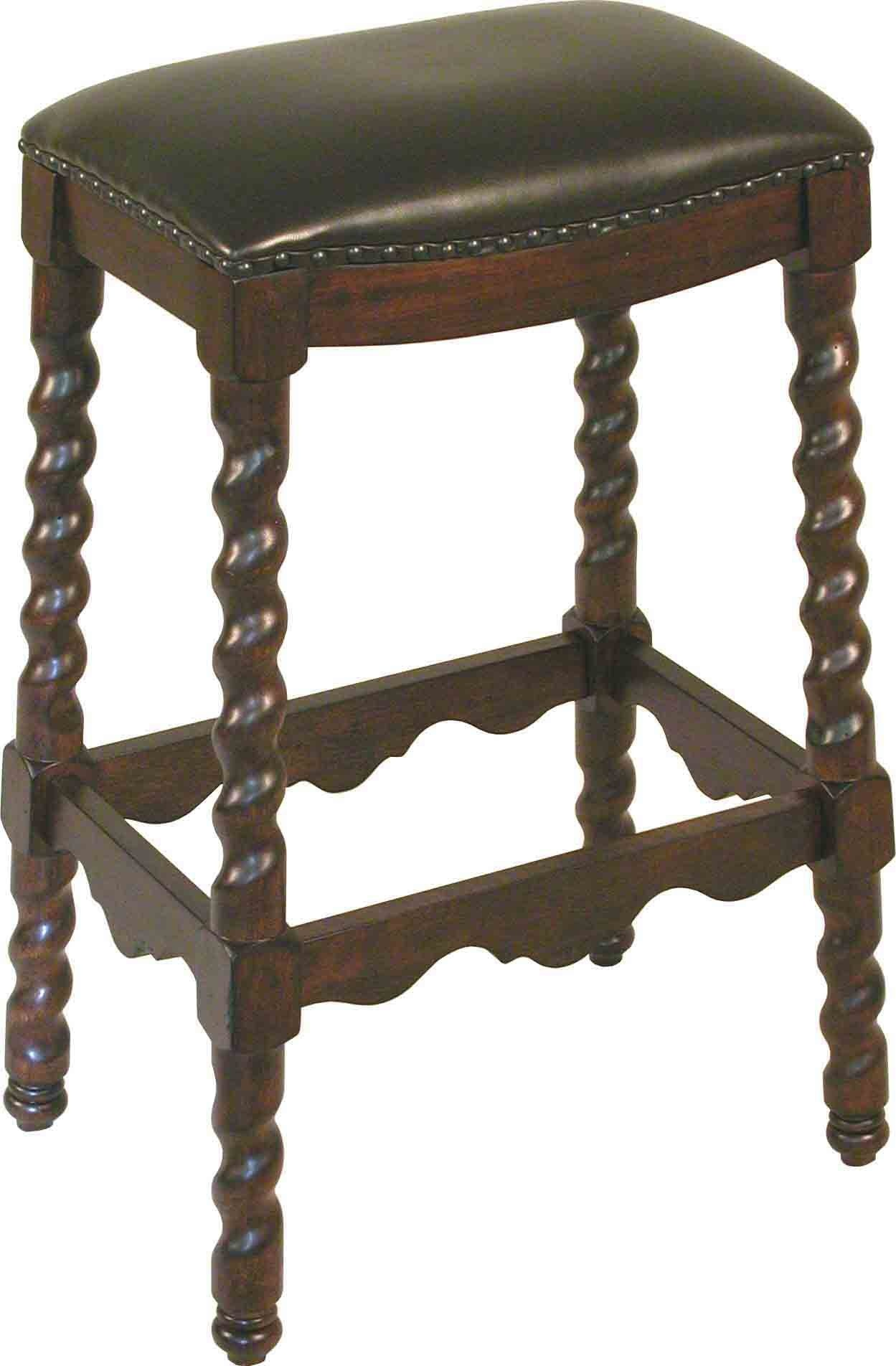 Accents Beyond Pair Of Bar Stools 1492