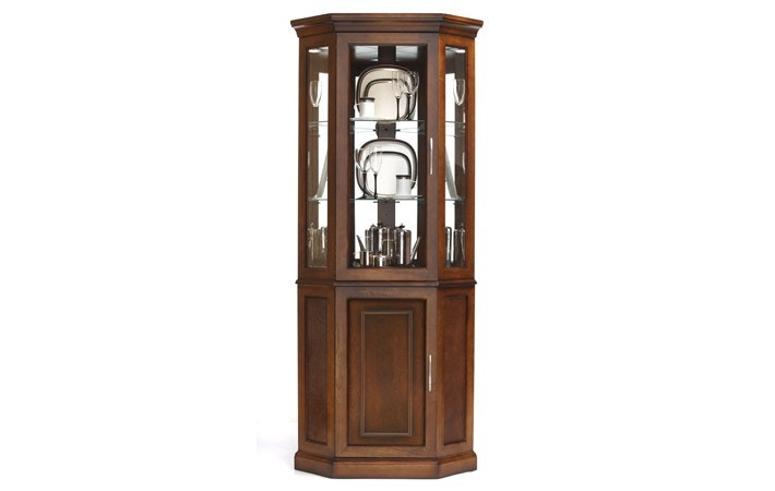 Buhler Furniture Living Room Houston Curio Cabinet 63000 At New Ulm  Furniture Co.