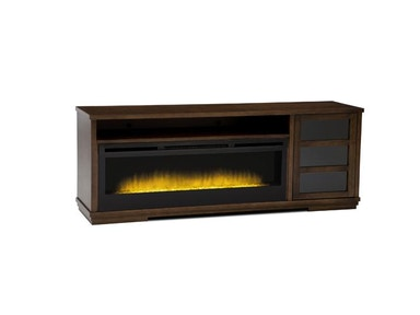 Buhler Furniture Tuscany Fireplace Credenza 758