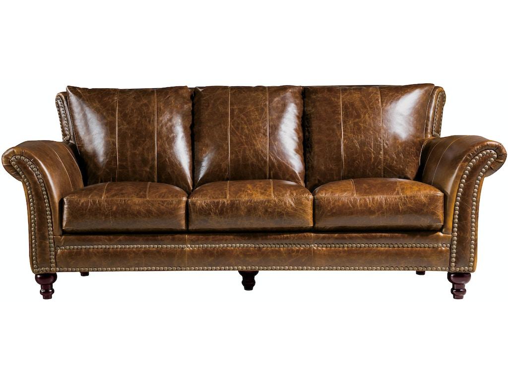 Leather Italia Living Room Butler Sofa 1669 2239 035507 Gilliam Thompson Furniture Mayfield Ky