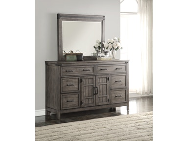 Legends Furniture Storehouse Dresser ZSTR-7013