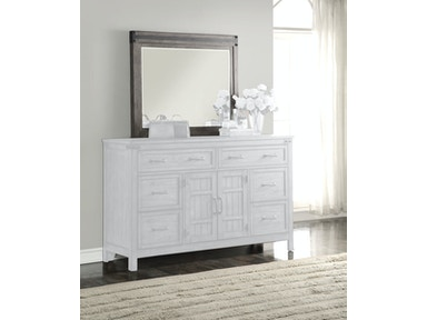 Legends Furniture Storehouse Mirror ZSTR-7014