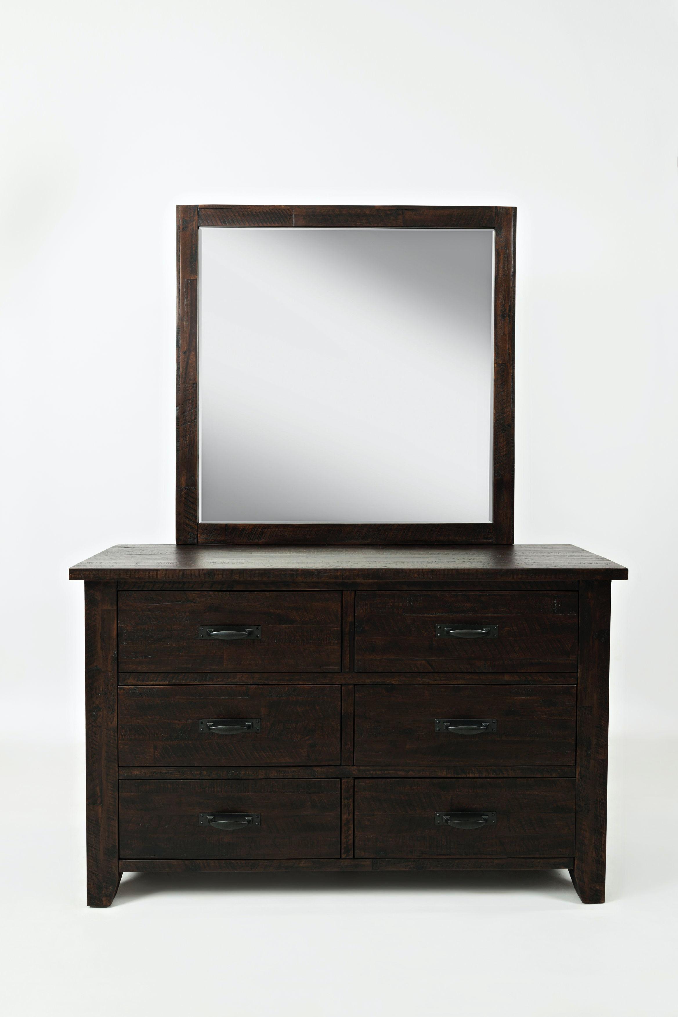 Jofran Bedroom Double Dresser Assembled 1605 10