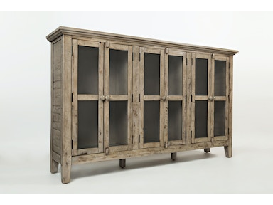 Jofran Six Door Accent Cabinet 1620-70