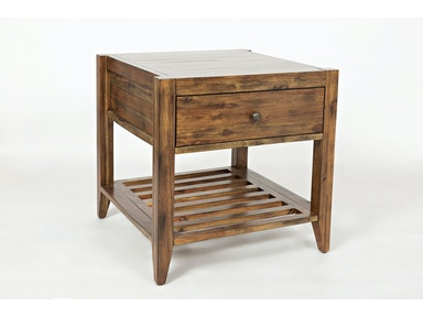 Jofran End Table 1649-3
