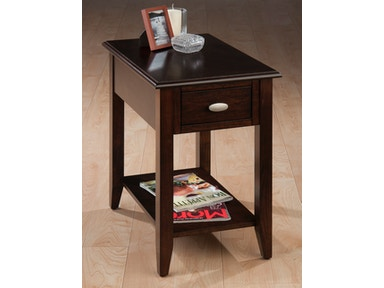 Jofran Chairside Table 1030-7