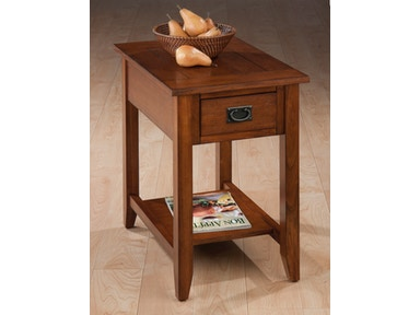 Jofran Chairside Table 1032-7