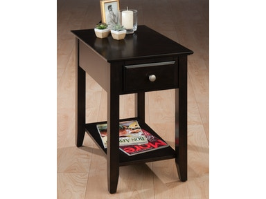 Jofran Chairside Table 1037-7