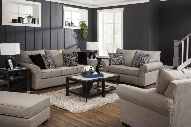 Jackson Furniture Living Room Chair And A Half