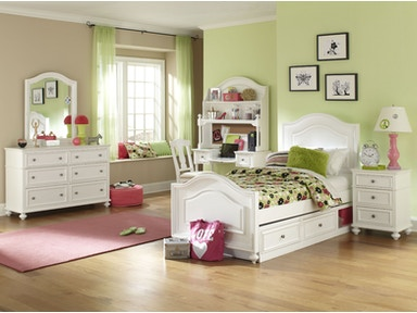 Legacy Classic Kids Panel Bed Twin 2830-4203K