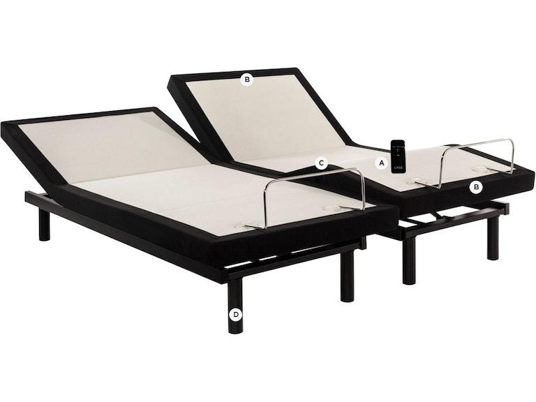 Tempur-Pedic Mattresses TEMPUR-Ergo Base - Matter Brothers Furniture ...