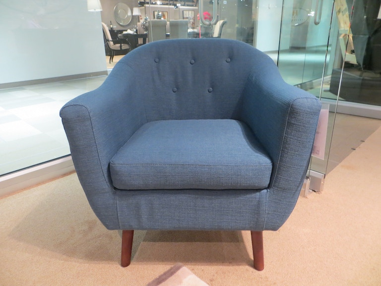 Homelegance Living Room Accent Chair 1192BL