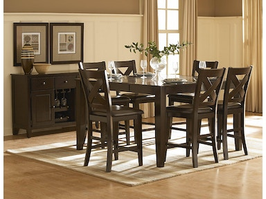 Homelegance Center Height Table 1372-36