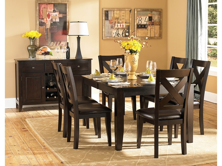 Homelegance Dining Table 1372 78